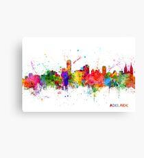 Adelaide Australia Skyline Canvas Print