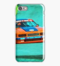Early 1980s Mercury Capri SCCA Trans-Am racer iPhone Case/Skin