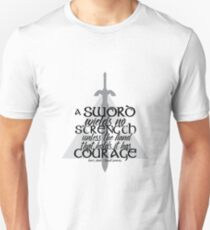 Camiseta ajustada Sombra del héroe - Twilight Princess