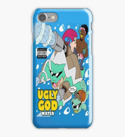 """Ugly God """"Water""""  iPhone Case/Skin"""