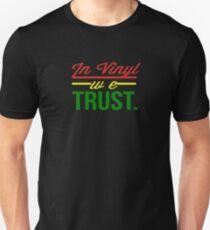 Reggae vinyl Unisex T-Shirt