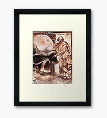 Westminster's Shakespeare Framed Print