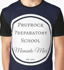 Prufrock Preparatory School Graphic T-Shirt
