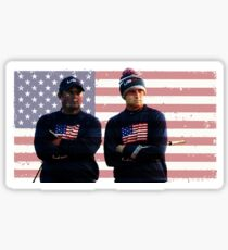 Jordan Spieth and Patrick Reed Sticker