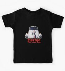 Herbie The Love Bug Kids Clothes
