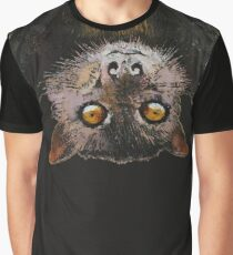 Bat Graphic T-Shirt