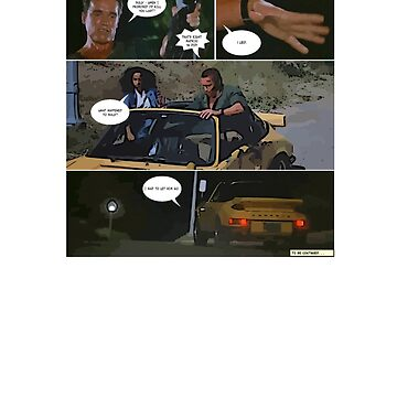 Commando - Matrix vs Sully Comic Strip by incredthreads