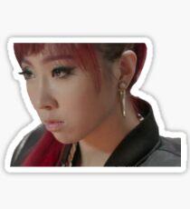 Minzy Sticker