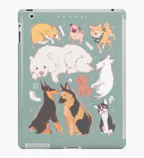 Dog Chart iPad Case/Skin