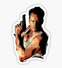 Die Hard 1 Sticker