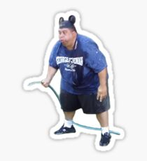 Joey Clear Background Sticker