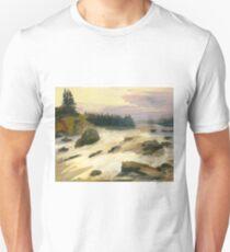 river rock Unisex T-Shirt
