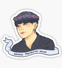Hansol Protection Squad Sticker