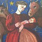 Dolls' Nativity by ChristmasPress
