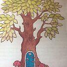 Fairy tree by ChristmasPress