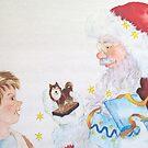 Hello, Santa! by ChristmasPress