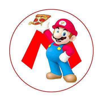 Mario's Pizza by xJokerz
