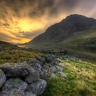 Tryfan By Morning by Darren Wilkes