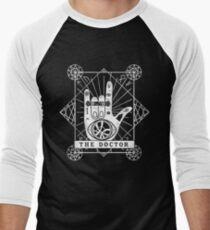 The Doctor Men's Baseball ¾ T-Shirt