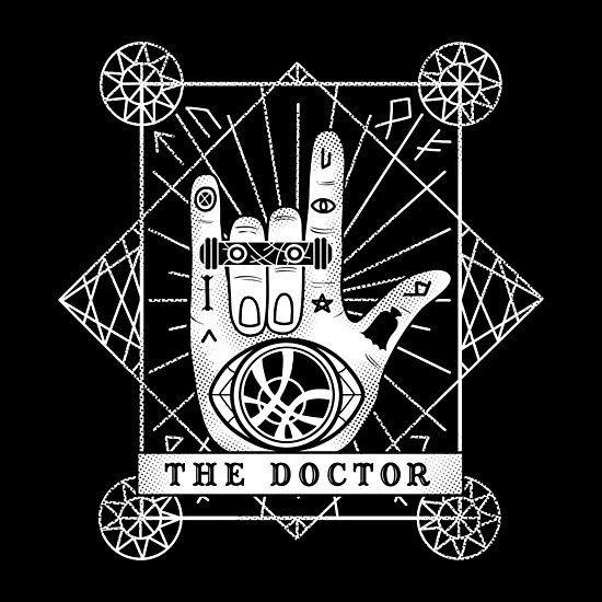 The Doctor by kellabell9