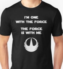 Star Wars Rogue One - I'm One with the Force Unisex T-Shirt