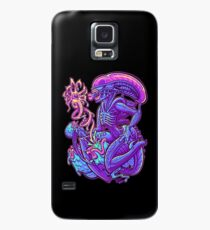 ALIEN PINUP Case/Skin for Samsung Galaxy