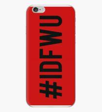 #IDFWU iPhone Case