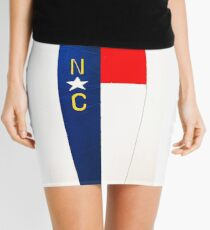 NC Surfboard Mini Skirt