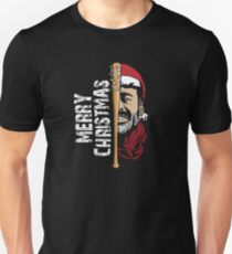 Negan Christmas Unisex T-Shirt
