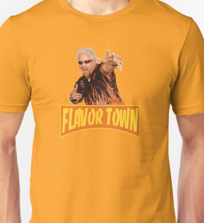 Guy Fieri - Flavor Town Unisex T-Shirt