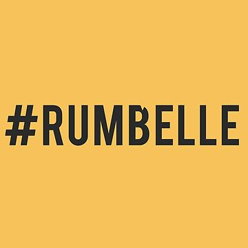 #Rumbelle by rosescentedeals