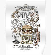 Dumb burger Poster
