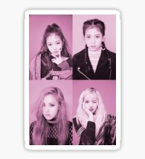 Blackpink Sticker