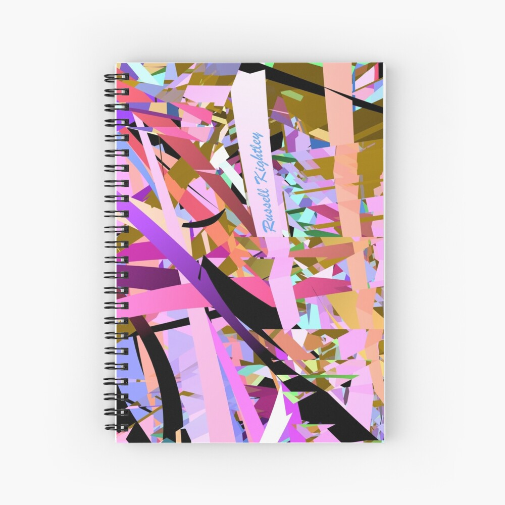 Glass City Flags #3 Spiral Notebook