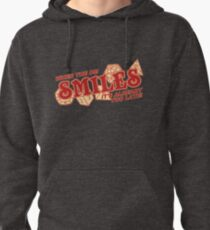 When the DM Smiles Pullover Hoodie