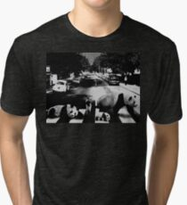 Panda Road Tri-blend T-Shirt