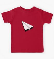 Paper Airplane 1 Kids Tee