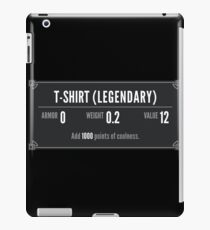 Legendary iPad Case/Skin
