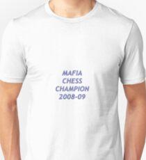 Mafia Chess Champion 2008-09 T-Shirt
