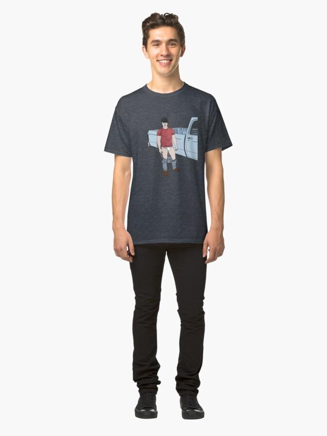 Alternate view of Truckin' Classic T-Shirt