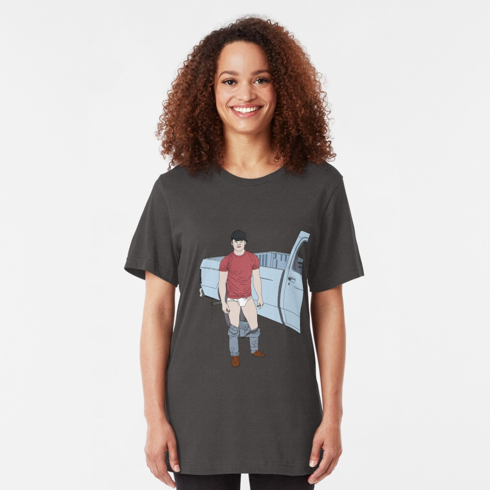 Truckin' Slim Fit T-Shirt