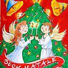 Singing under the Christmas Tree by Francesca Romana Brogani