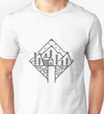 Cabin in the woods 2 Unisex T-Shirt