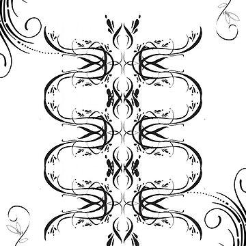 Fancy Line Design by XxLoreMasterxX