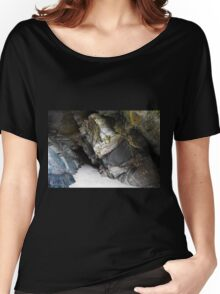 Caves of Maghera - County Donegal, Ireland #1 Women's Relaxed Fit T-Shirt