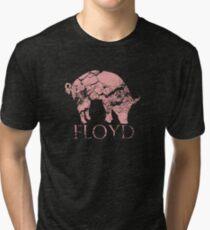 Pig Floyd Tri-blend T-Shirt