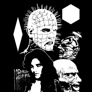 Hellraiser by bloodycyborgs