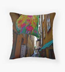 Stockholm - Gamla Stan. Sweden. by Doctor Andrzej Goszcz. Has been sold ! Sales: 2. Views: 1209 .  Throw Pillow
