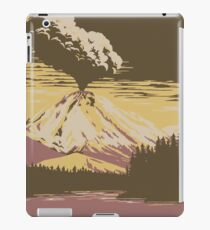Volcano Eruption iPad Case/Skin