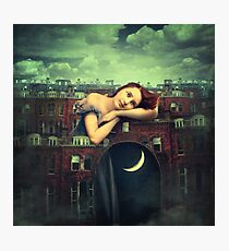 Of Him I Love Day And Night Photographic Print